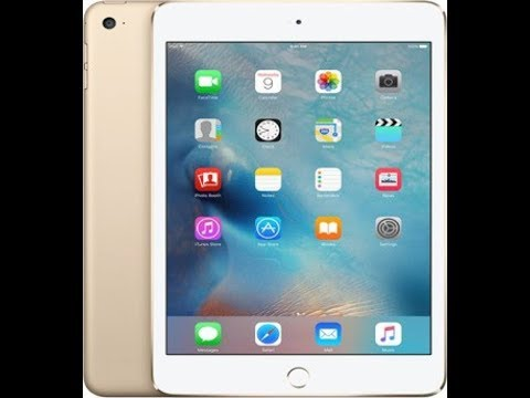 Apple iPad mini 4 Price, Features, Review