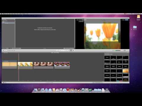 iMovie '11: Adding Movement