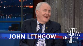 Download John Lithgow Shares His Trump-Based Poems Video
