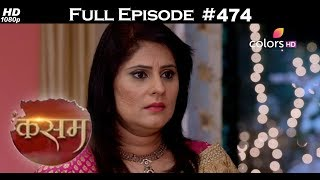 Kasam - 12th January 2018 - कसम - Full Episode