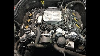 Update the fuel infection system on engine OM 651 to the