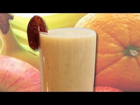 Healthy Banana Milkshake Recipe