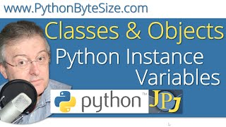 Python Instance Variables
