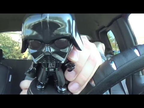 MY FORCE FRIDAY! FUNKO POP VADER, MALL, COSTCO, TOY HUNT!