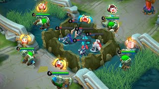 Mirror Mode ● WTF Mobile Legends ● Funny Moments ● 1