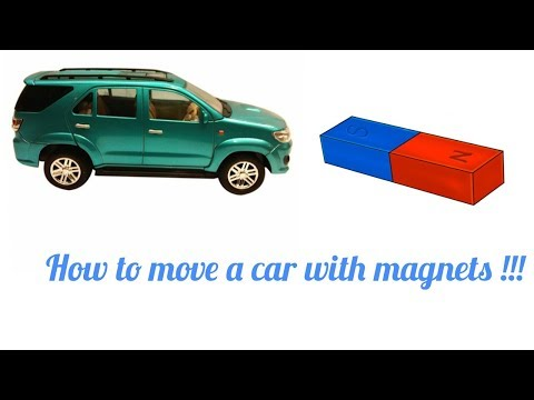 How to move a car without touching it l SCIENCE'S COOL