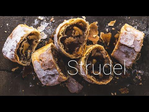 Strudel - Apfelstrudel