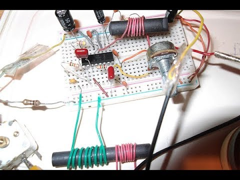 How to make a shortwave radio