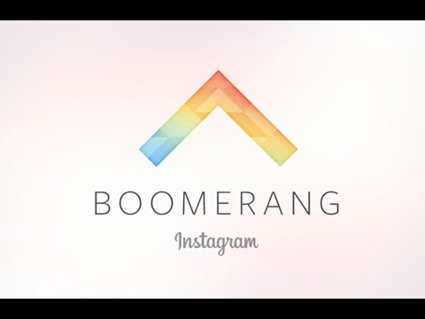 Instagram launched Boomerang app to record 1 second video loops