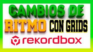 Corrige el BEAT GRID en Rekordbox MODO EXPORT Mixed Minds 074 by