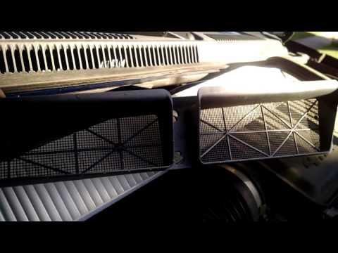 Jeep Grand Cherokee Cabin Air Filter (Before you buy!)