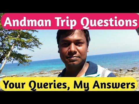 Andman Nicobar Trip Help   FAQ   Ship   Hotel   Food (अंडमान यात्रा से जुड़े सवाल और जवाब)