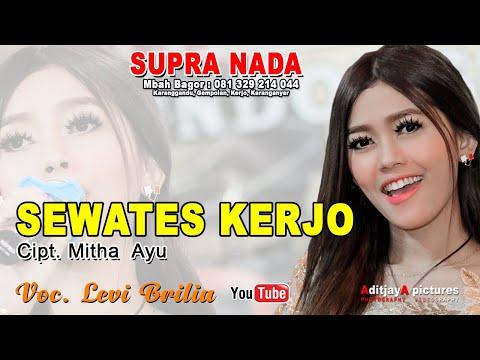 Lirik Lagu SEWATES KERJO Jawa Dangdut Campursari - AnekaNews.net