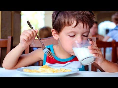 6 BEST FOODS THAT HELP YOUR CHILDREN GROW TALLER