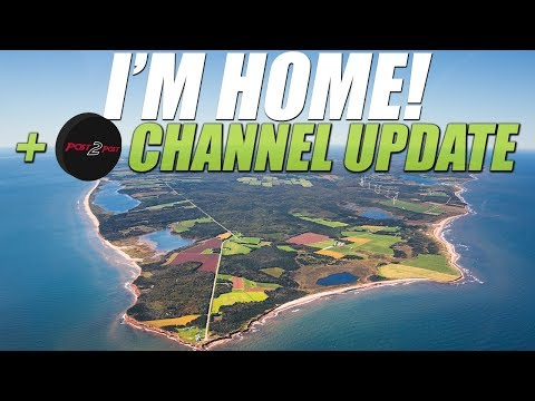 I'm Home! + Channel Update