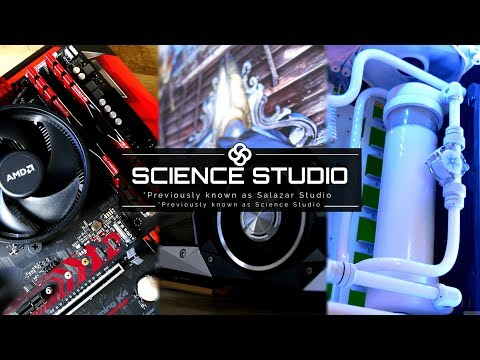 LIVE Q&A + Giveaway! - Science Studio After Hours #7
