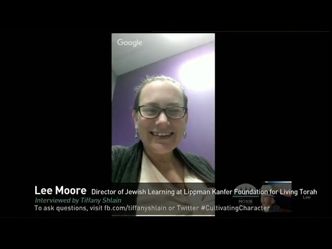 Character Day Interview with Lee Moore
