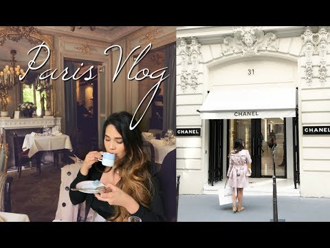 My First Time In Paris!! - MissLizHeart