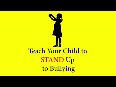 How Parents Can Teach Their Children to Stand Up to Bullying With These 5 Steps