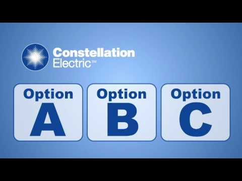 Choose a new electricity supplier in Maryland