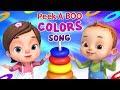 Peek A Boo Colors Song Videogyan 3d Rhymes Baby Ronnie Rhymes Nursery Rhymes amp Kids Songs