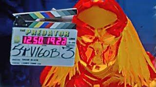 The Predator - B-Roll & Behind the Scenes (2018)