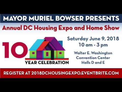 10th Annual Housing Expo and Home Show Promotion, June 9 2018
