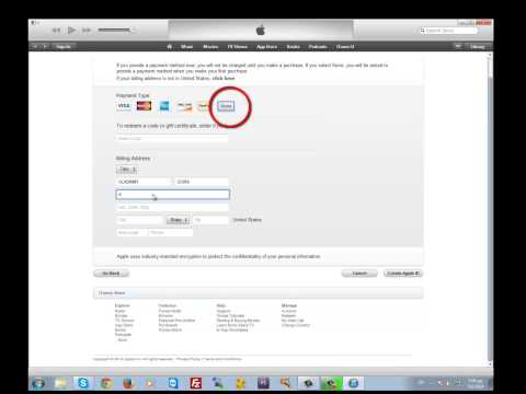 How To Create Apple ID or iTunes Account Without Credit Card.