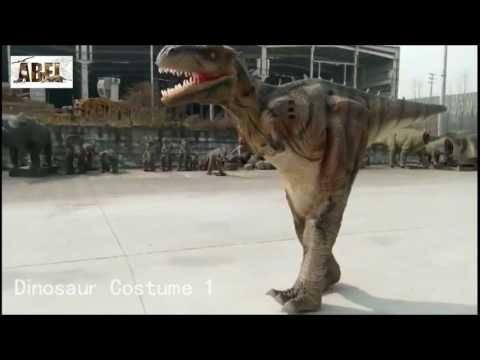 Dinosaur Costume Video,by Abel Technology Co  Ltd