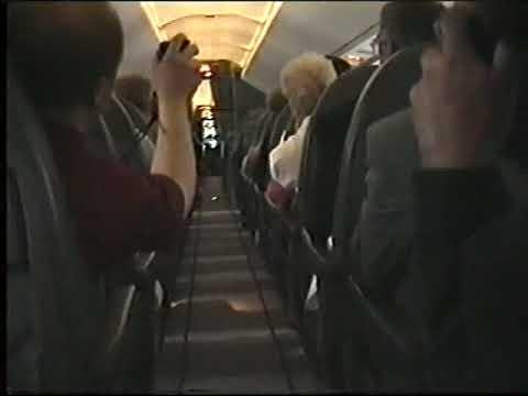 Dad's 50th Birthday trip on Concorde
