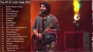 Best of Arijit Singh | Top 20 Songs | Jukebox 2018