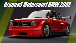 744 HP Gruppe5 Motorsport BMW 2002