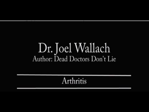 ** OSTEOPOROSIS & ARTHRITIS by Dr. Joel Wallach