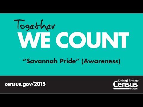 2015 Census Test Radio Ad: Savannah Pride (Awareness)