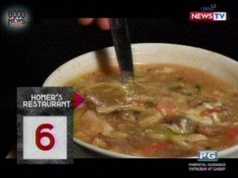 Good News: Best lomi in the metro