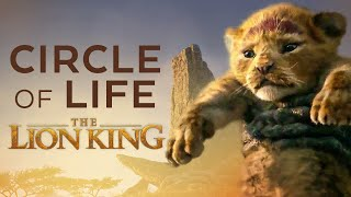 circle of life the lion king feat tony glausi