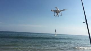 Drone Fishing Gone Wrong