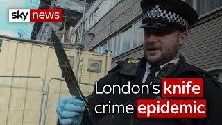 Solving the knife crime epidemic