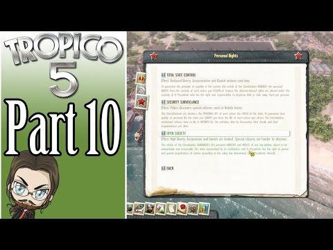 Let's Play Tropico 5 - Part 10