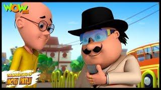 Motu The Star - Motu Patlu in Hindi - 3D Animation Cartoon - As on Nickelodeon