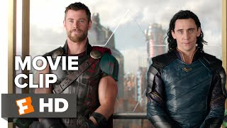 Thor Ragnarok Movie Clip Get Help 2017 Movieclips Coming Soon