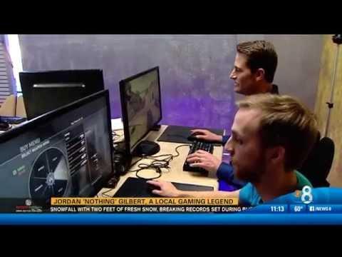 Jordan 'n0thing' Gilbert Interviewed at GameSync About Counter-Strike (CS:GO) by CBS-8 KFMB