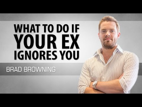 What to Do If Ex Ignores You (And Why They're Ignoring You!)