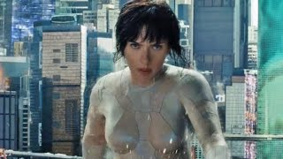 Ghost in the Shell - Tokyo, we are coming! | official trailer sneak peek (2017) Scarlett Johansson