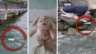 Family Searches for Hero Who Pulled Teddy Bear From River