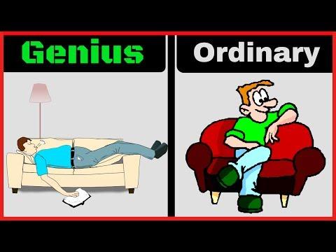 10 Signs You May Actually Be A Genius. (ये संकेत है की आप एक बुद्धिमान इंसान हो )