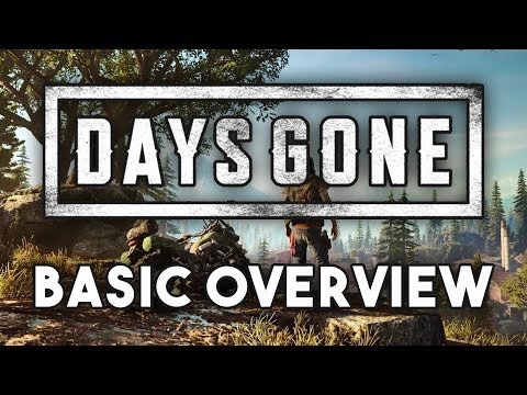 What is Days Gone?