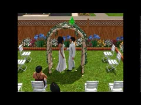 SIMS 3 WEDDING HOUSE
