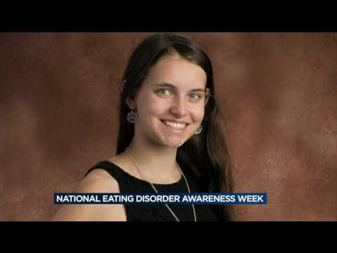 Teacher uses personal story to educate students on eating disorders