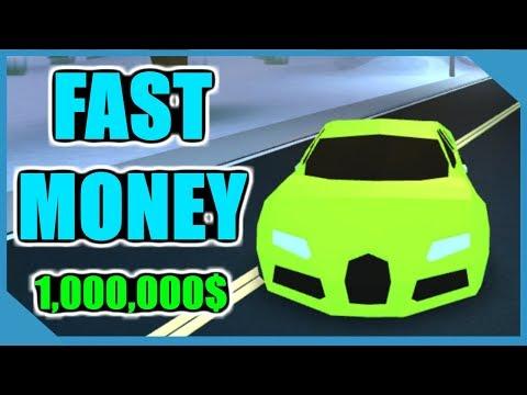 HOW TO EARN MONEY FAST IN JAILBREAK (Roblox Jailbreak)